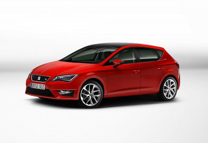 The new 2014 SEAT Leon Cupra