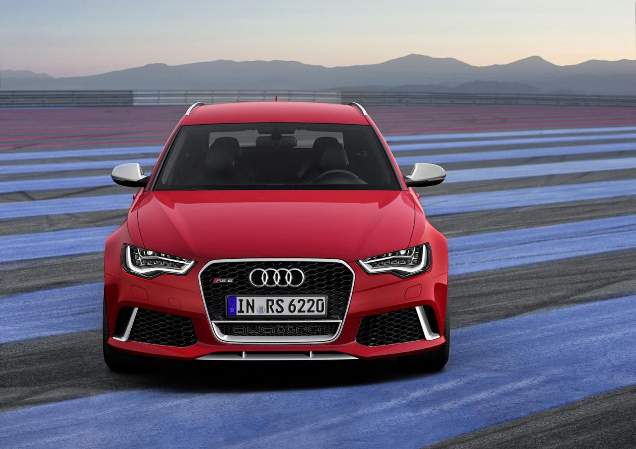 All-new Audi RS6 Avant starts at 230,000 AUD