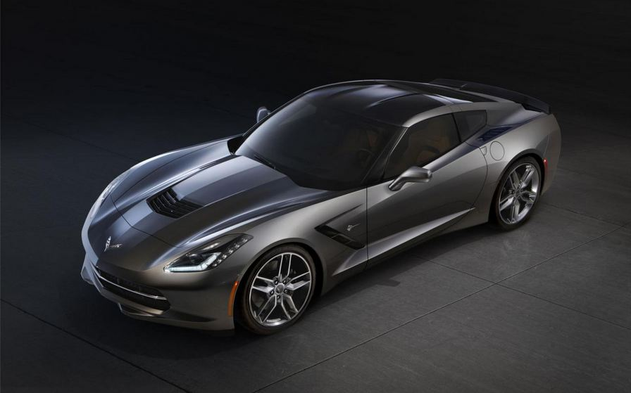 The 2014 Corvette Stingray now has a price tag