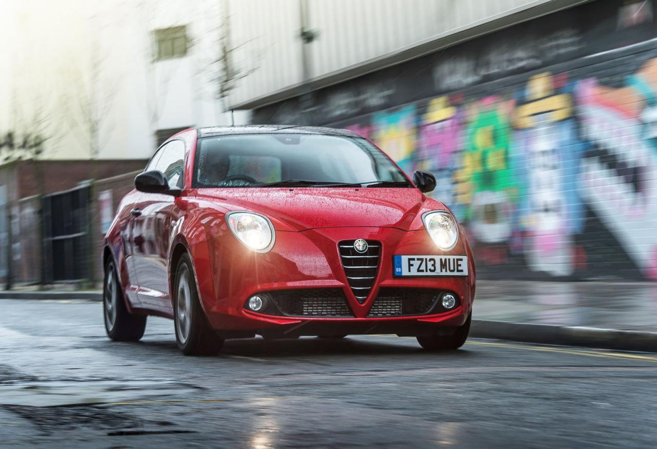 Alfa Romeo MiTo Live Edition revealed