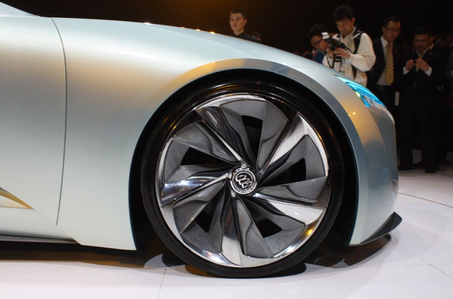 Buick Riviera concept revealed in Shanghai