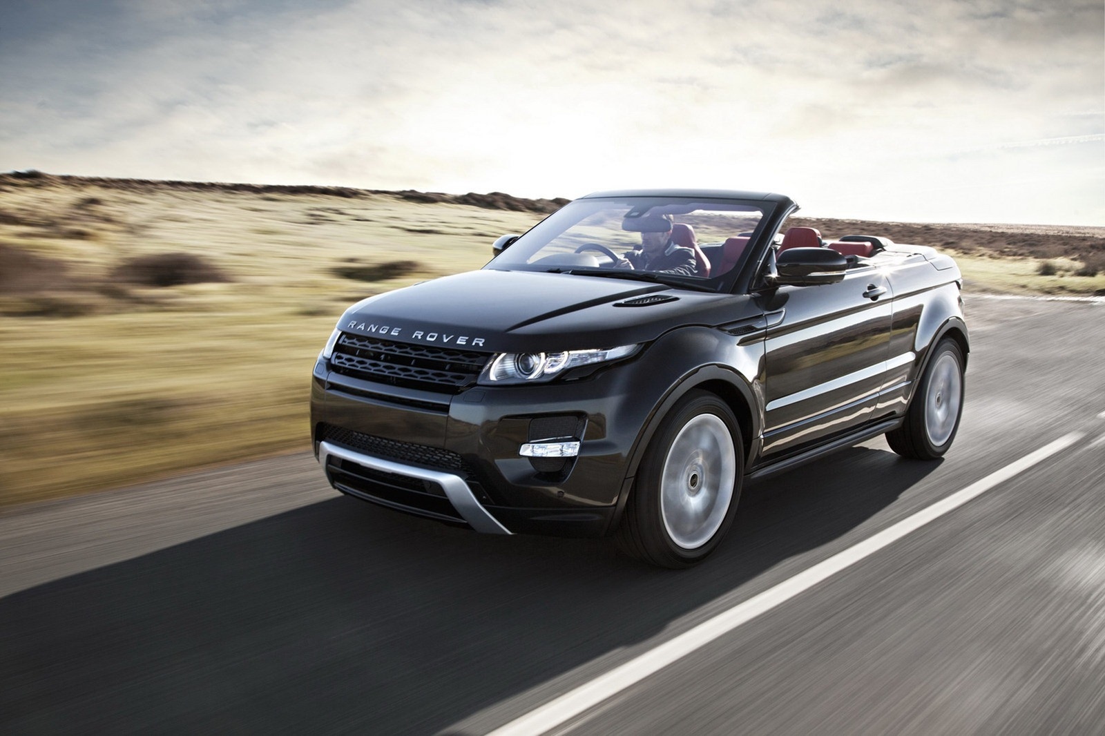 Range Rover Evoque Convertible not entering series production