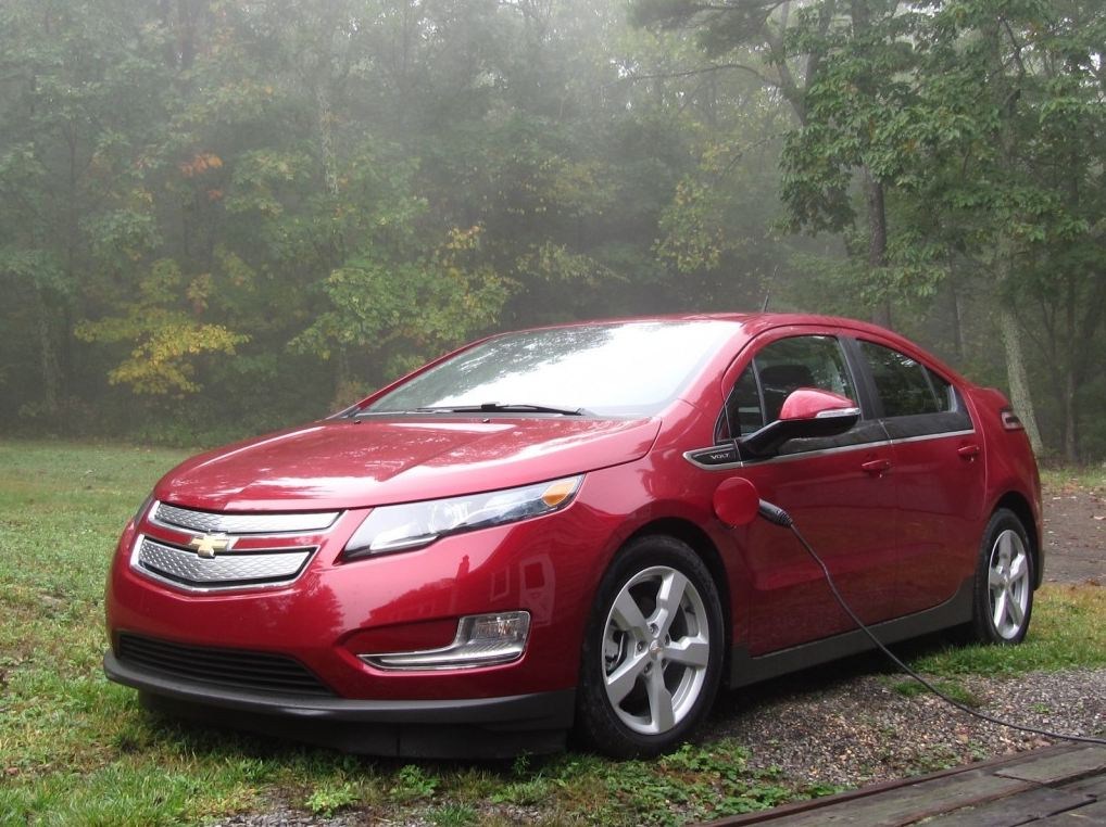Chevrolet Volt well-placed to take advantage of Budget tax changes