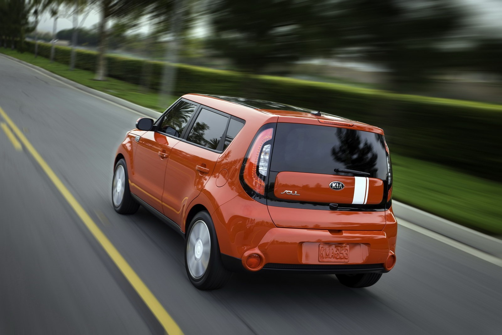 First details on the Kia Soul EV emerge