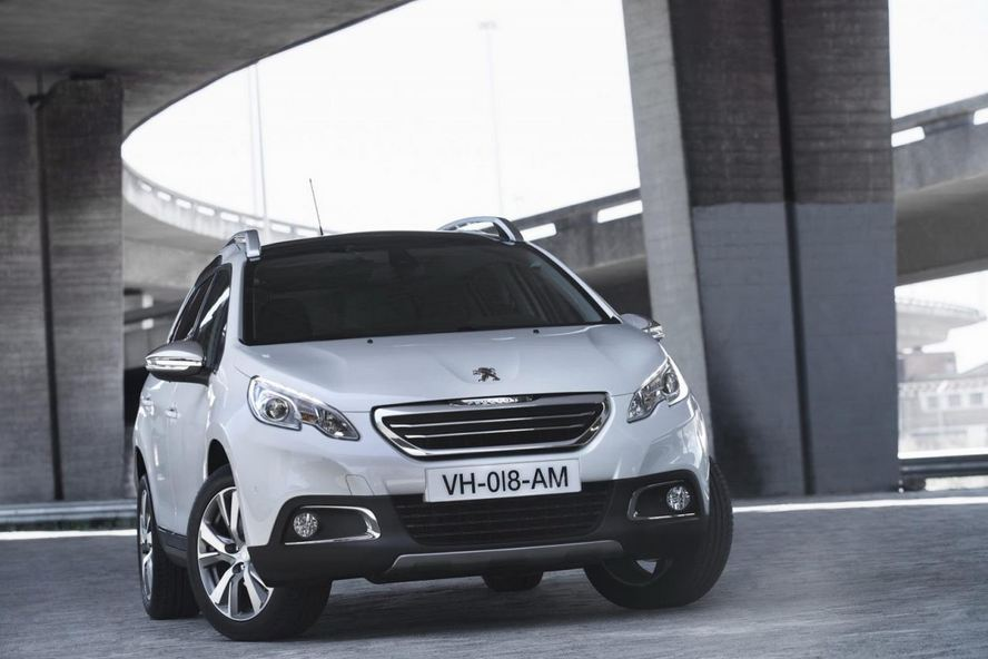Peugeot prices the 2008 model in UK