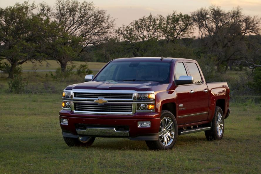 2014 Chevrolet Silverado High Country released