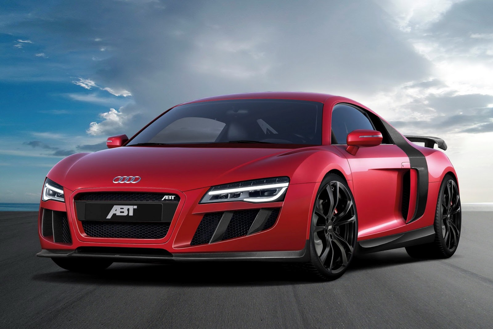 ABT reveals new tuning program for the Audi R8 V10