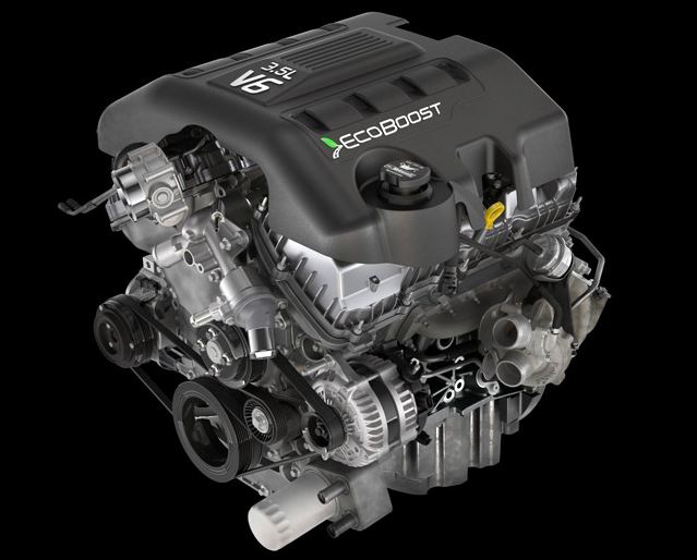 Ford going to court over their V6 EcoBoost