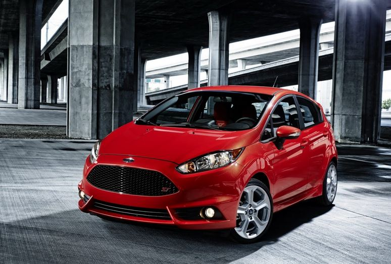 3.000 orders for the Ford Fiest ST