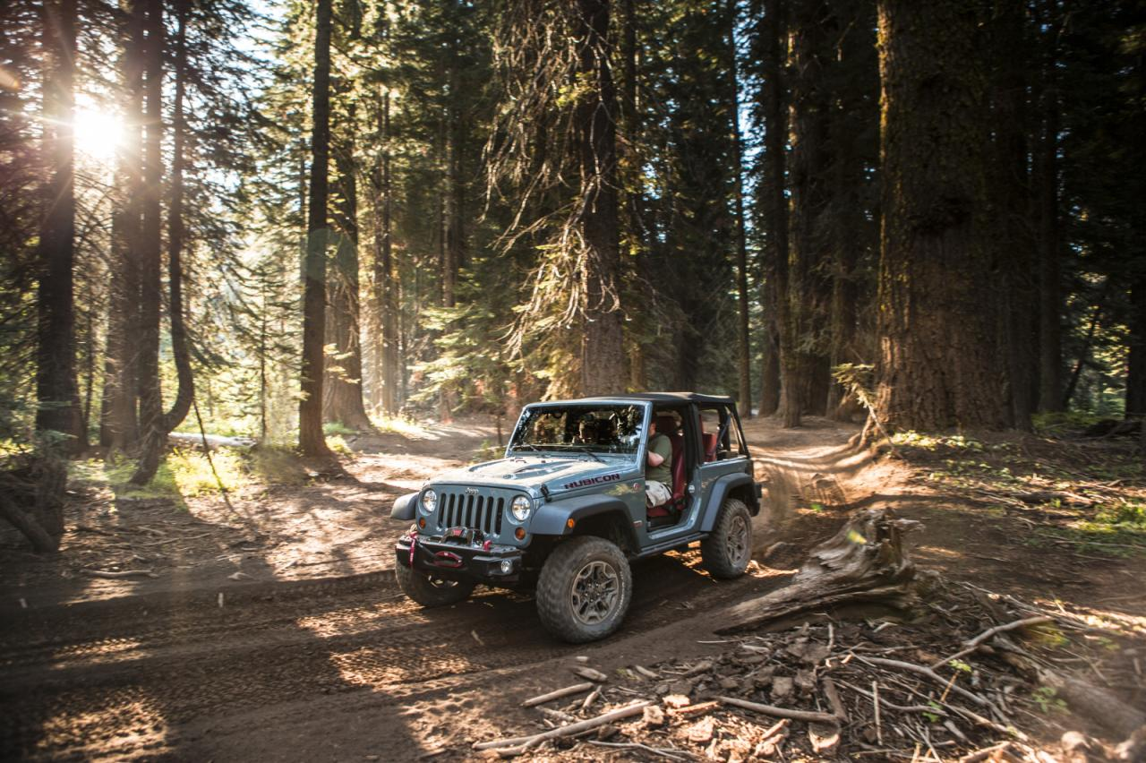 Jeep celebrates one million Wrangler JK units