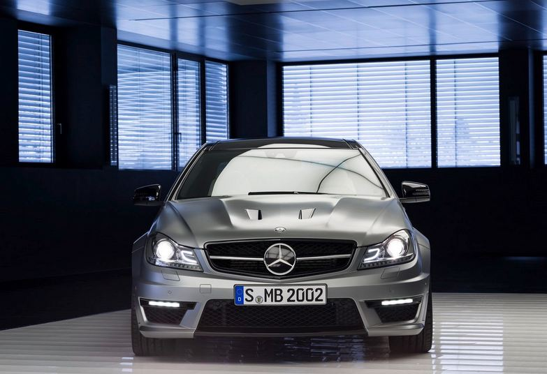 Mercedes C63 AMG Edition 507 UK price