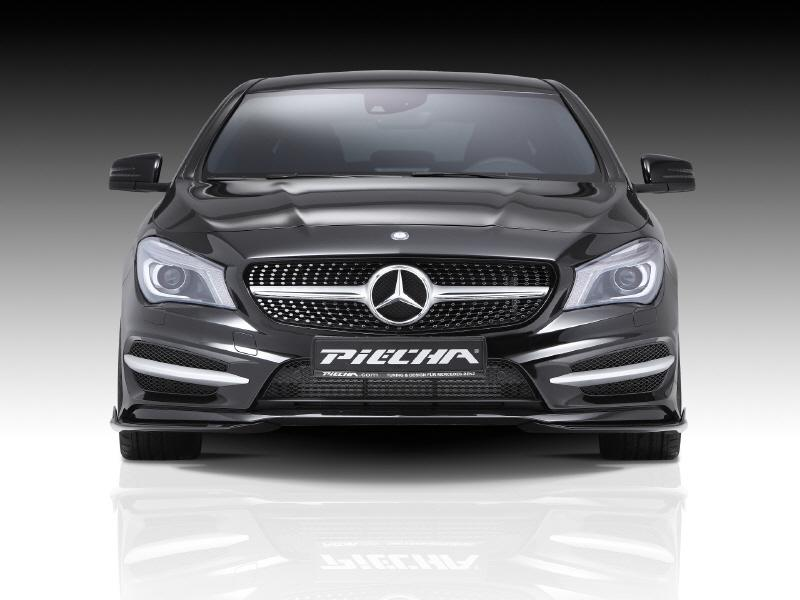 Piecha Design restyles the new Mercedes CLA