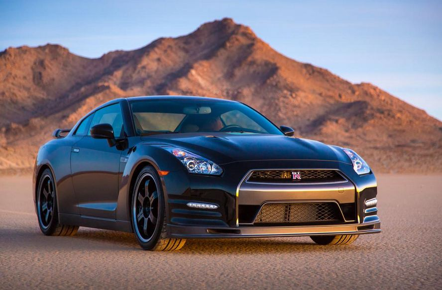 US price on the 2014 Nissan GT-R Track Edition