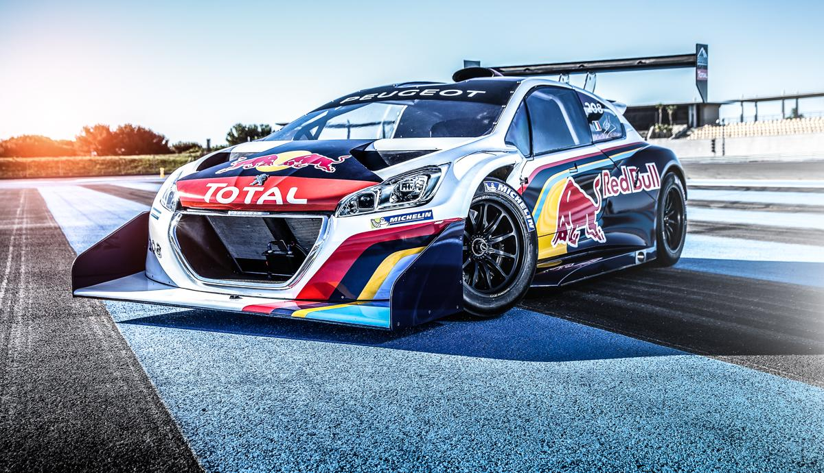 New Peugeot 208 T16 Pikes Peak gets the special livery