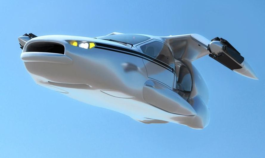 Terrafugia car / plane hybrid concept