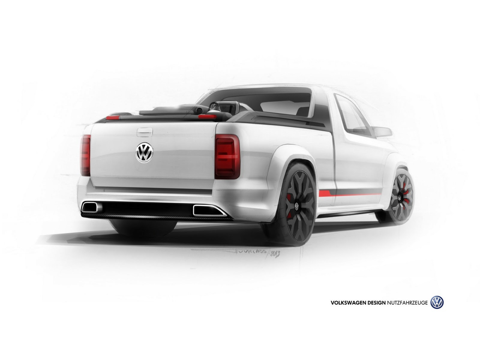 Volkswagen Amarok R-Style Concept