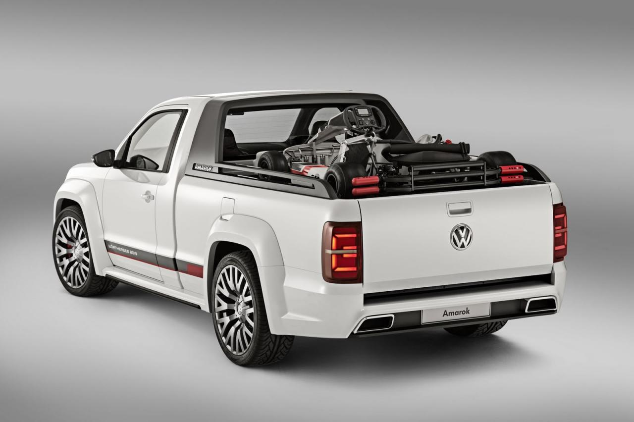 Volkswagen introduces the Amarok Power Pickup