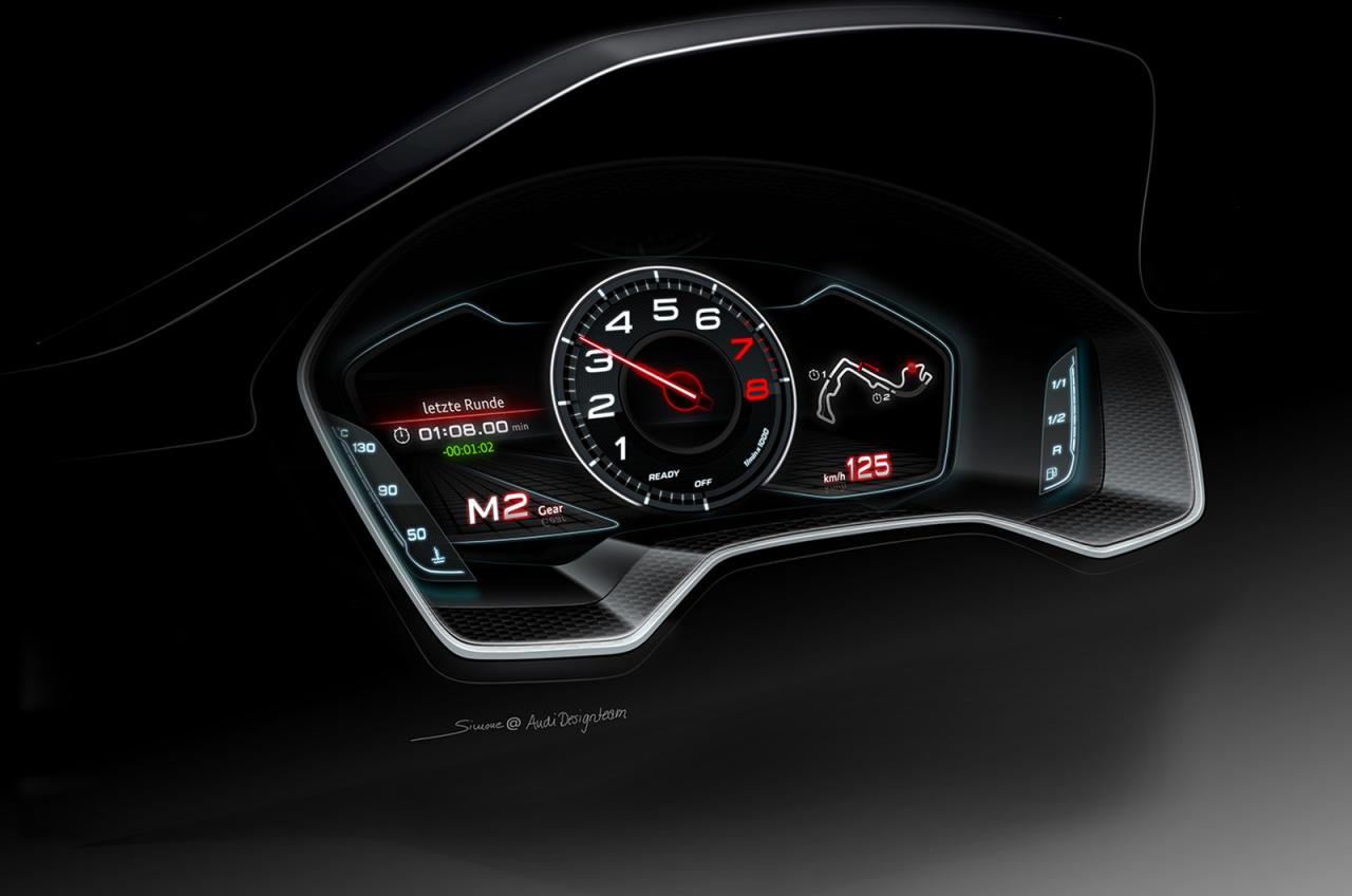 2013 Audi Quattro Concept