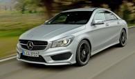 2014 Merdes-Benz CLA250 Sport