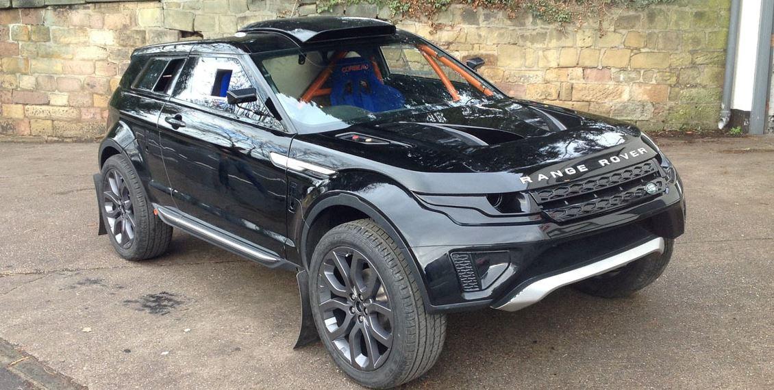 Range Rover Evoque or Milner LRM-1