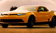 2016 Chevy Camaro Receives Optional Four-Cylinder