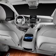 Mercedes Concept V-ision e