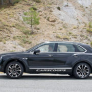 Bentely Plug-In Hybrid will be Unveiled at Geneva