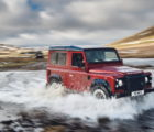 Special Edition Land Rover Defender Works V8