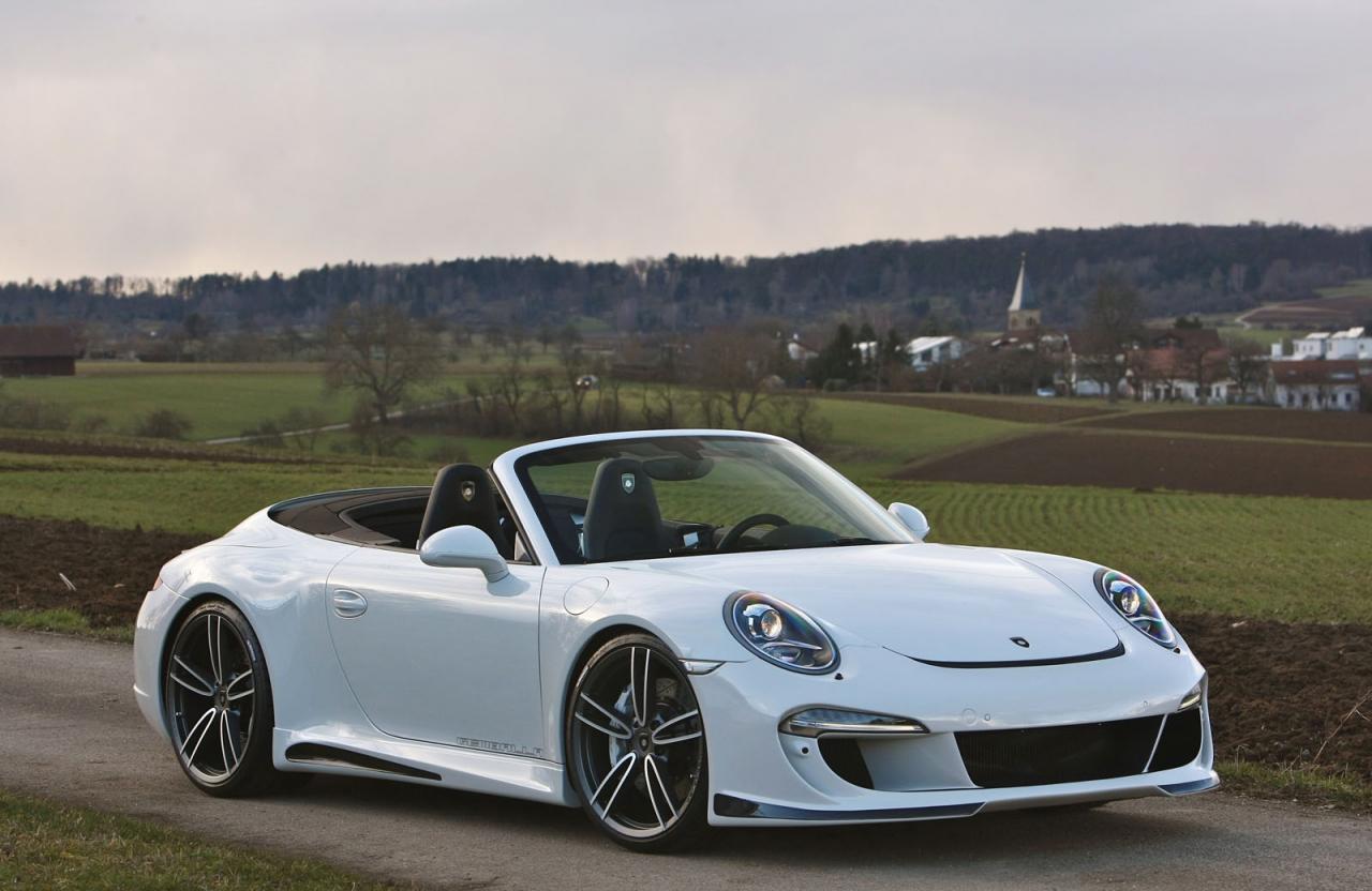 Porsche 911 Carrera S Convertible by Gemballa